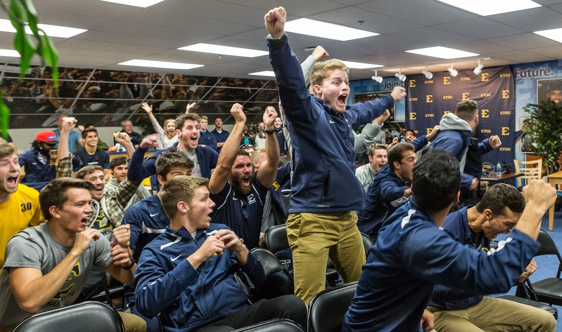 The Bucs are going dancing! Men's Soccer earns first-ever at-large bid to NCAA Tournament