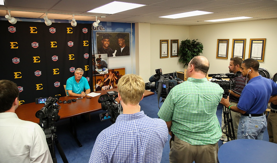 Football: Weekly Press Conference – Emory & Henry