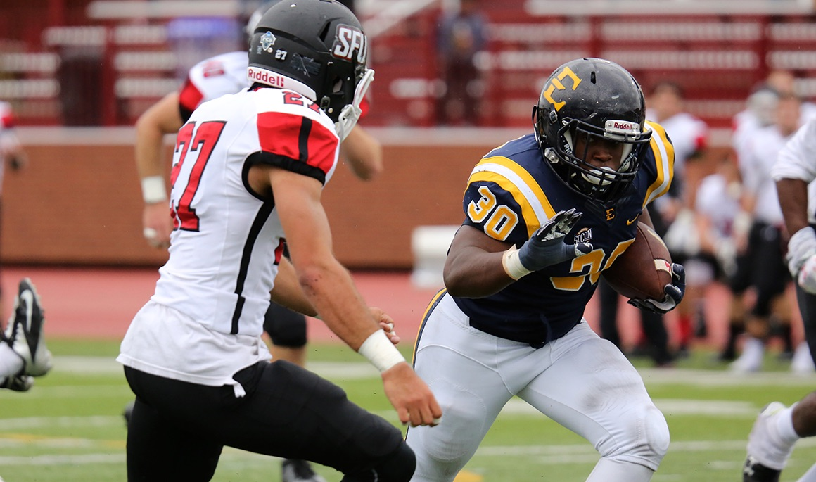 Early miscues derail ETSU in loss to Saint Francis