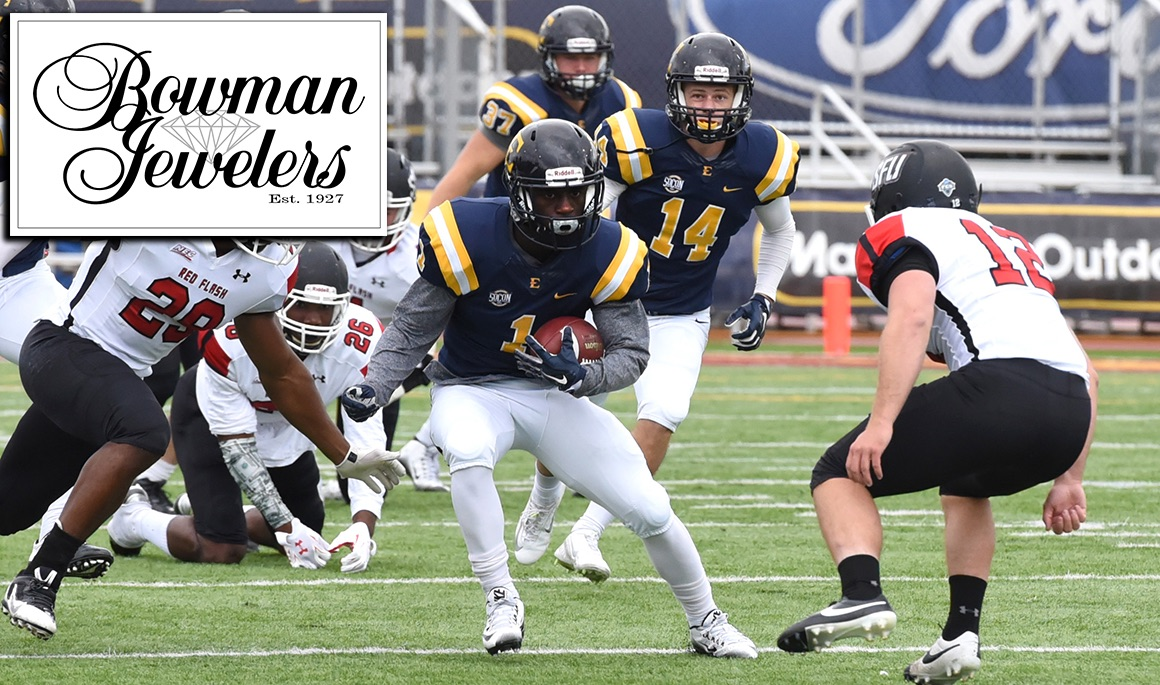 Football releases its Bowman Jewelers Player of the Game awards