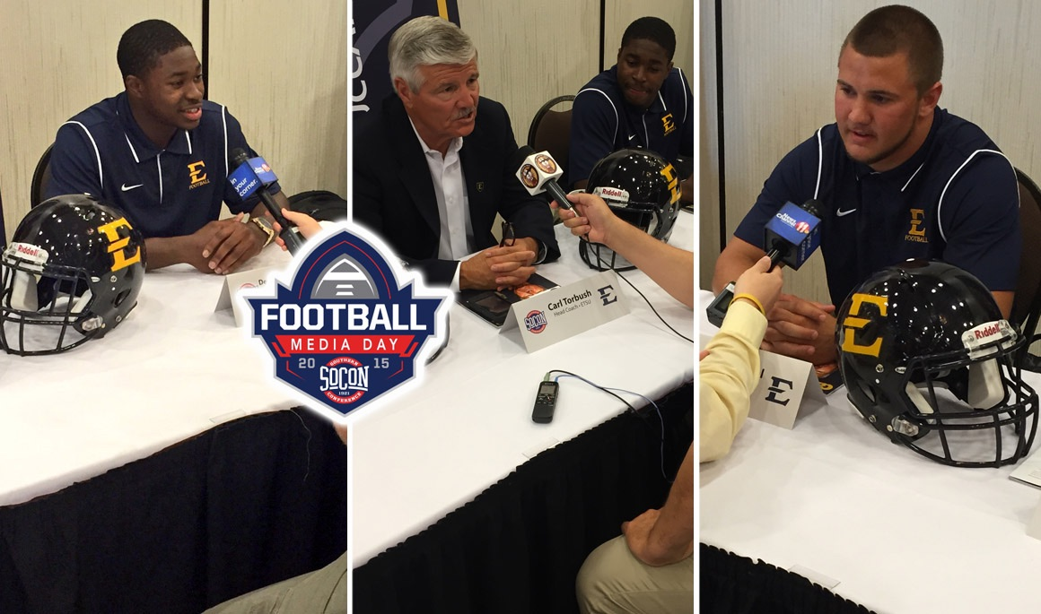 A Look Back at SoCon Football Media Day