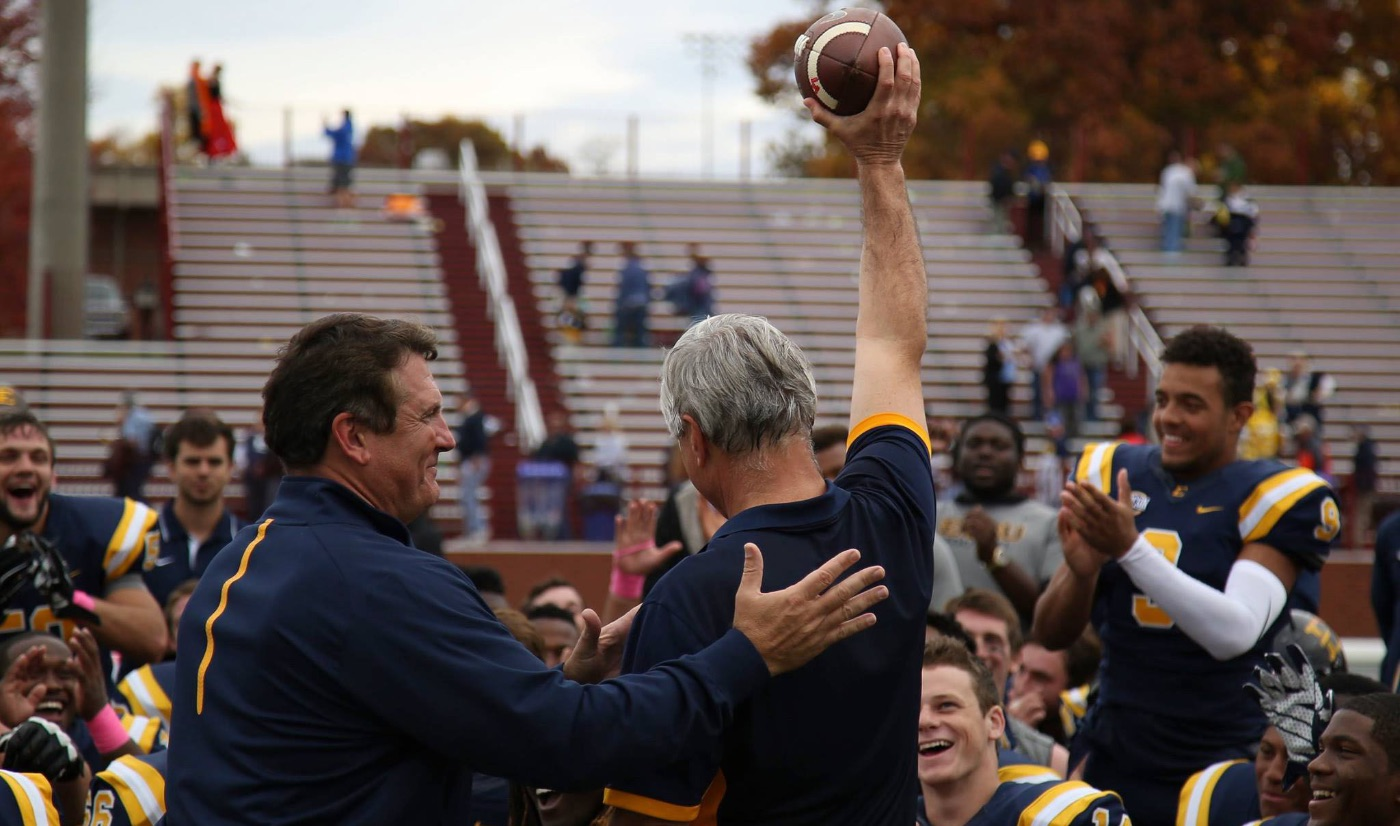 STORIFY: ETSU ROLLS TO HISTORIC WIN