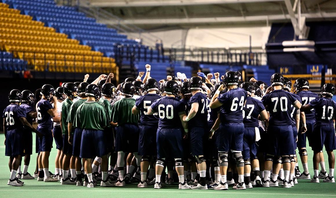 Football Notebook: ETSU opens preseason practice