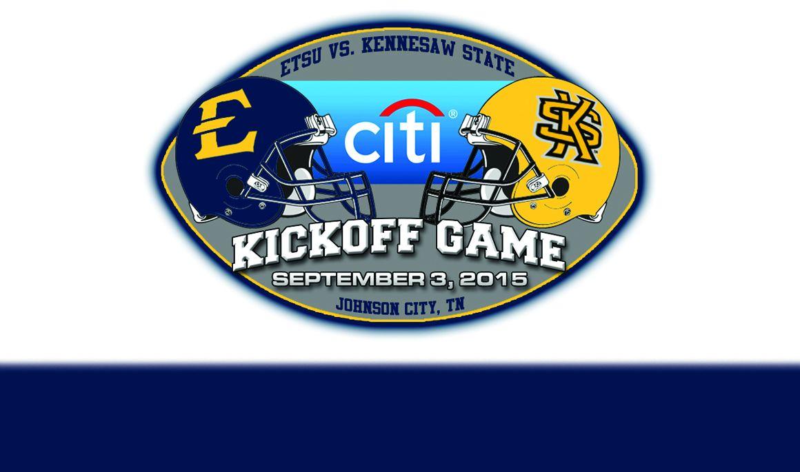 ETSU athletics announces Citi Kickoff Game partnership