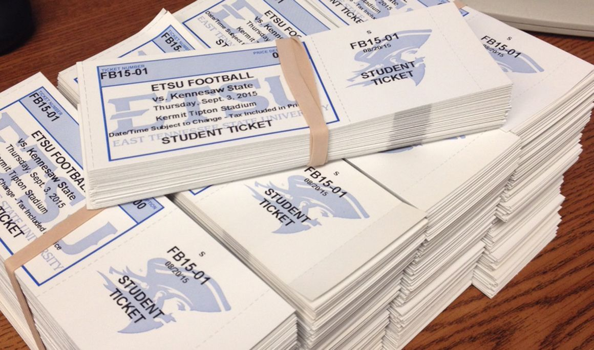 ETSU athletics releases student ticket distribution plans