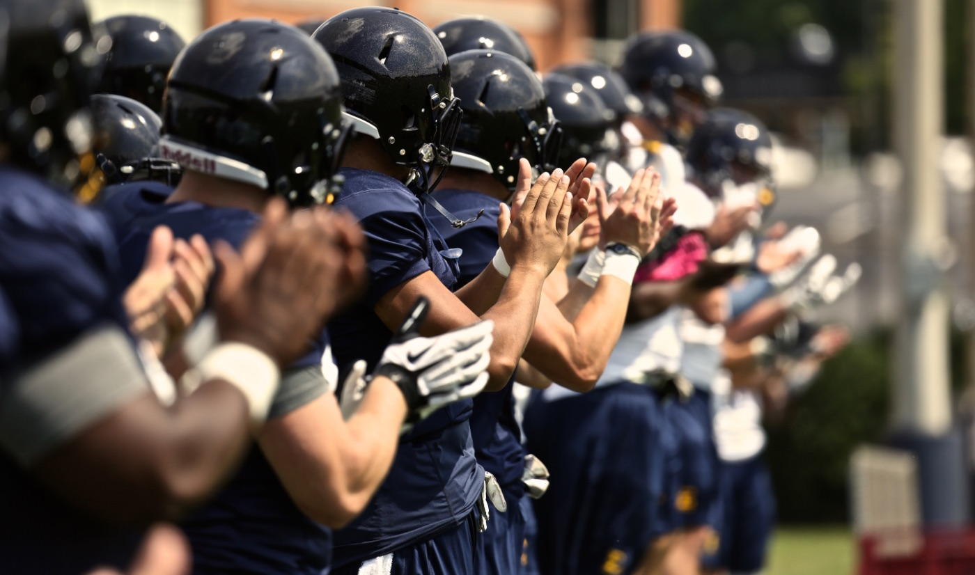 Football opens spring practice on Monday