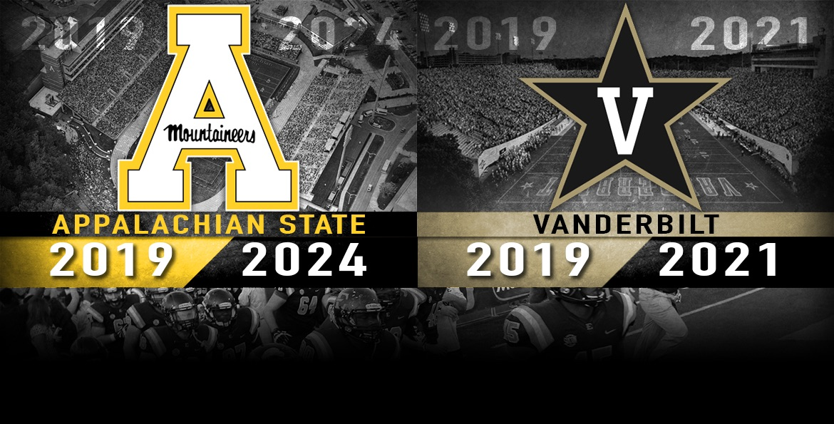Football announces future game opponents