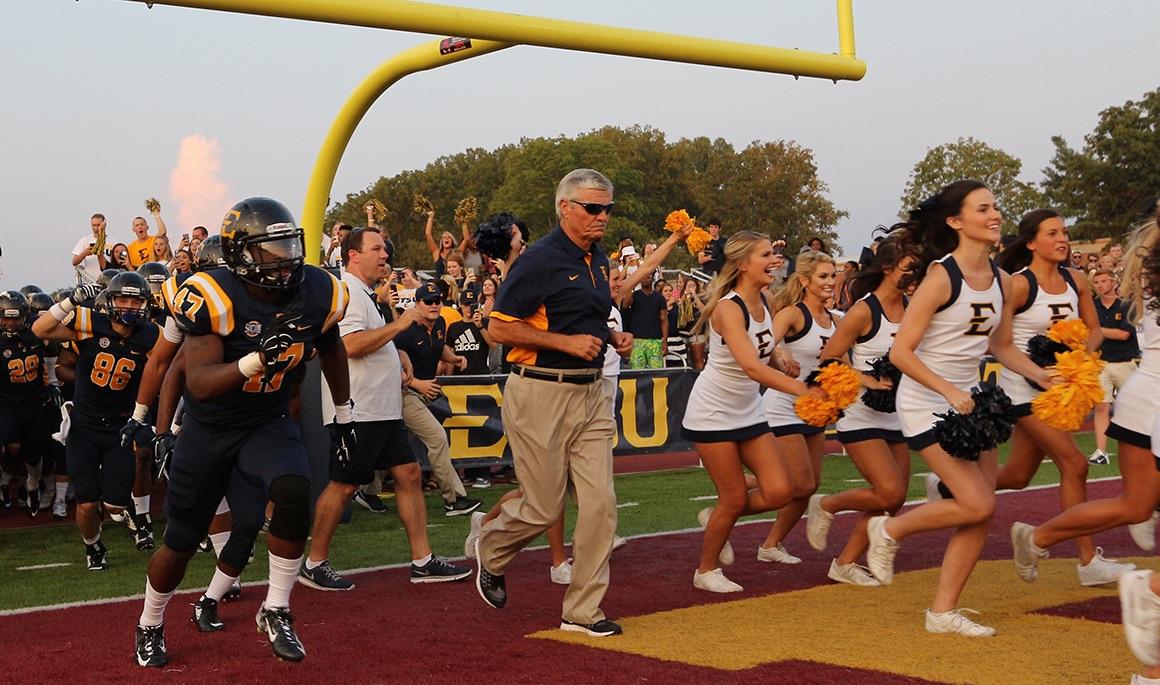 Storify: ETSU Football vs. Kennesaw State