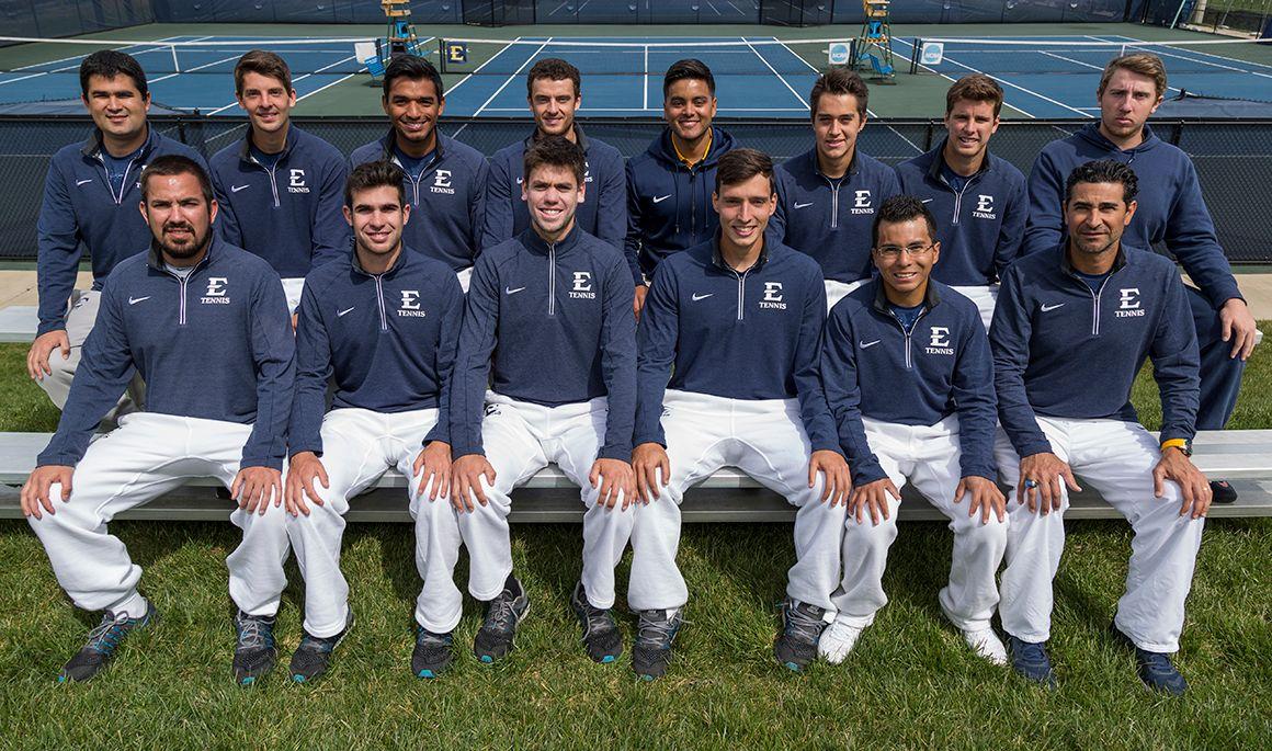 Men's Tennis clinches SoCon regular season title Saturday