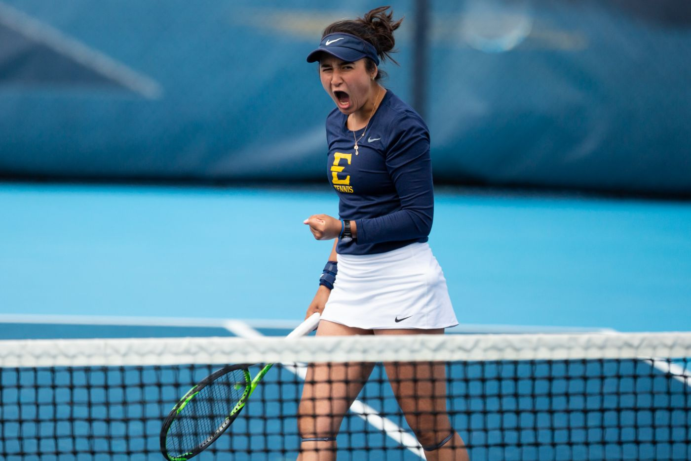 Bucs Conclude Action at Elon Invitational