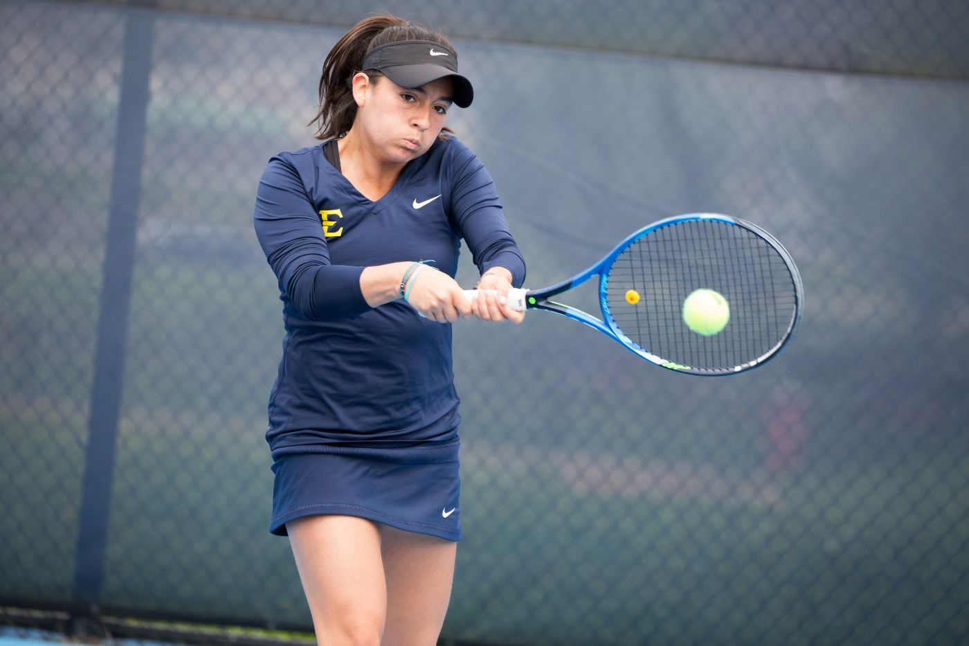 Rams Edge Bucs with Two Three-Set Victories in Singles Play