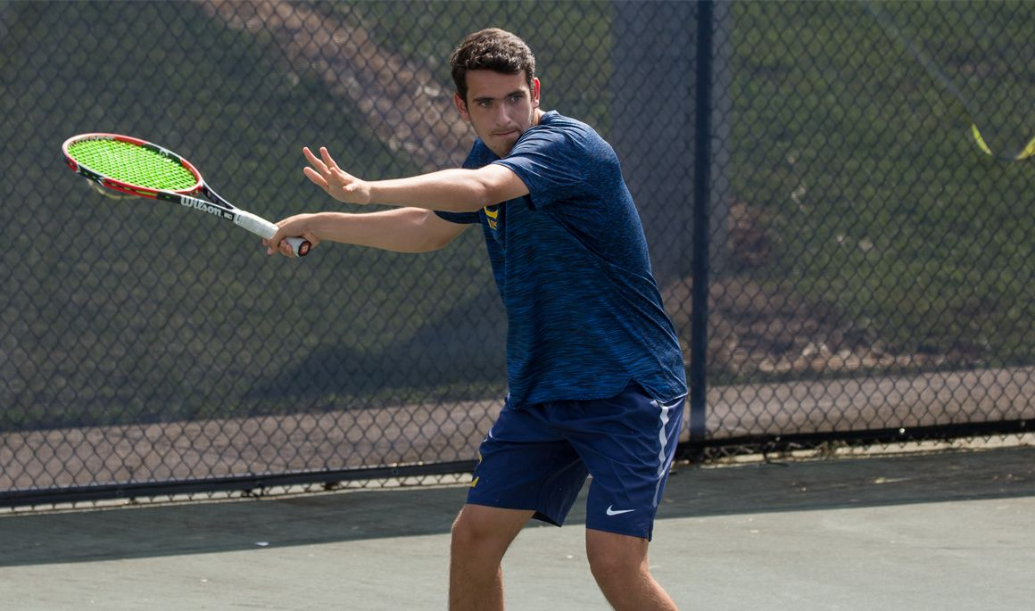 Men's tennis set to take on Marquette and Wisconsin