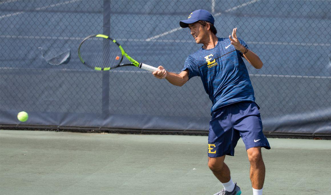 Men's tennis readies for CCB Collegiate Invitational