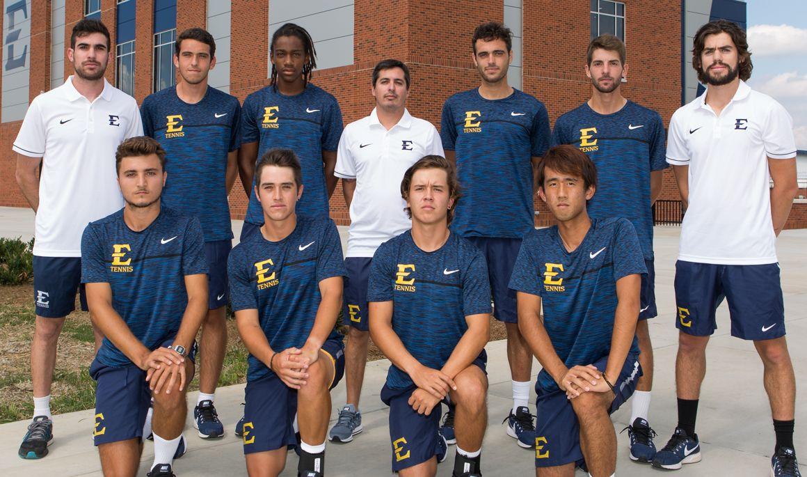 Men's tennis clinches 18th all-time regular season title
