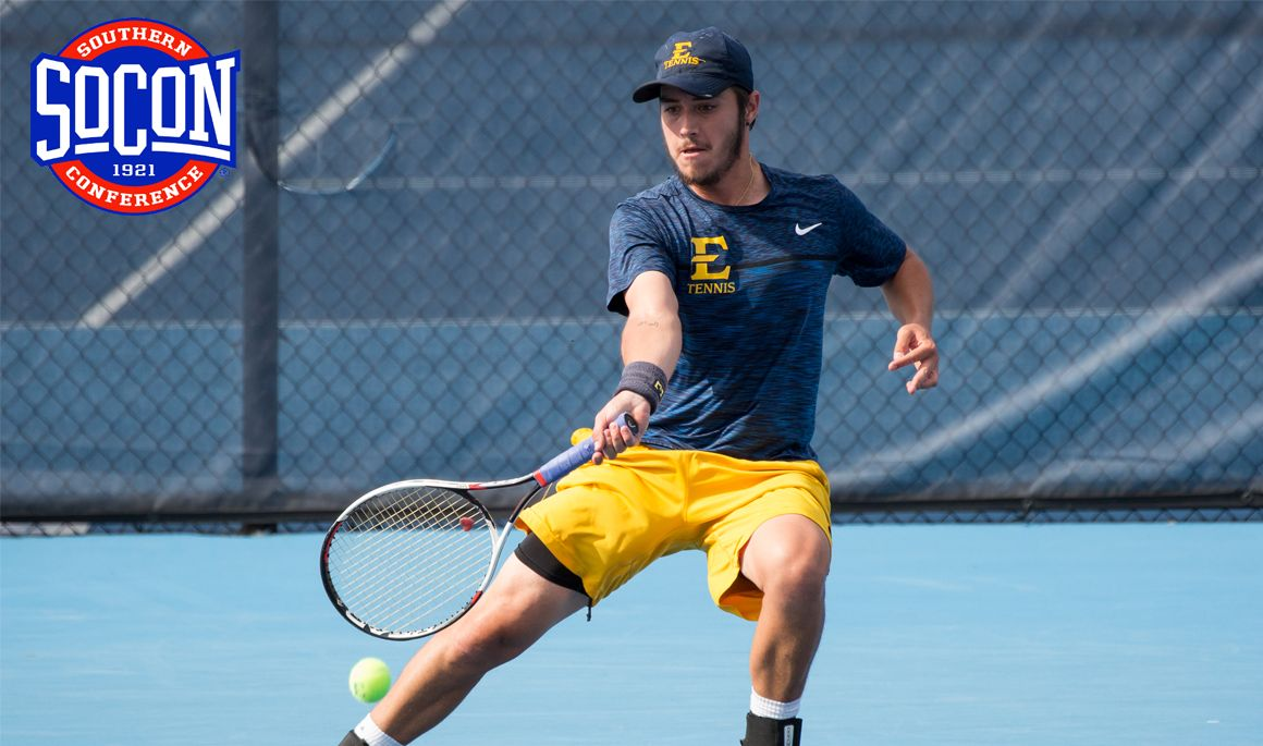 Herrera named SoCon Men's Tennis Player of the Week