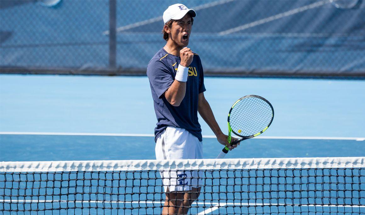 Men's tennis to take on The Citadel in regular season finale