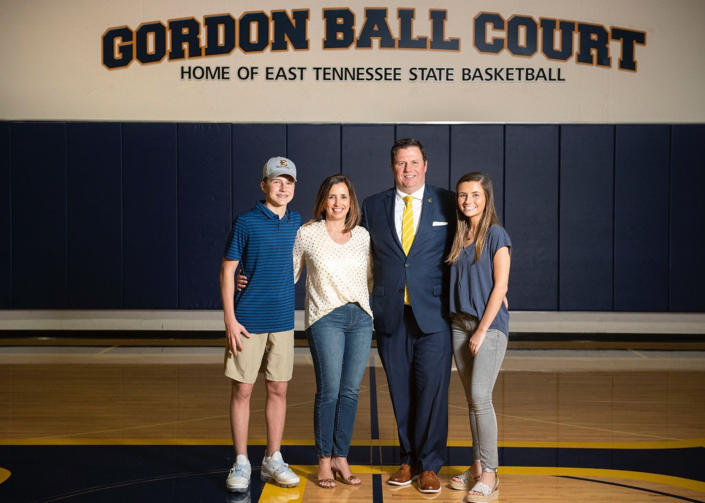 Jason Shay Men S Basketball Coaches Official Site Of East Tennessee State Athletics