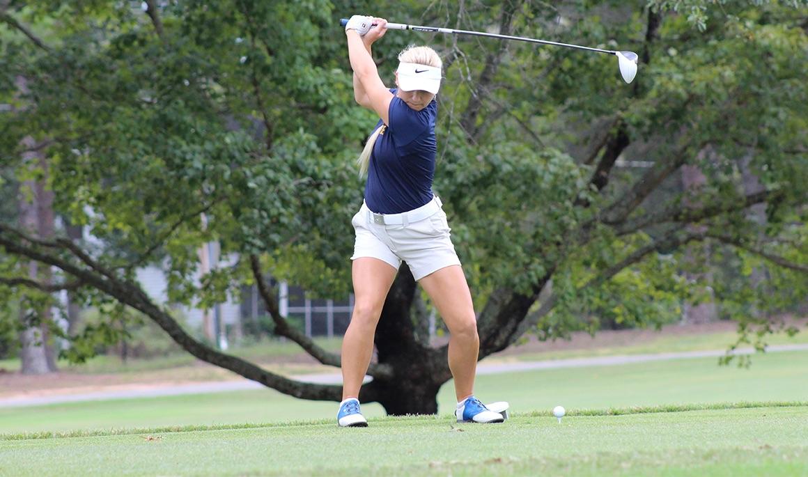 Women's Golf cracks top five at Red Raider Invitational