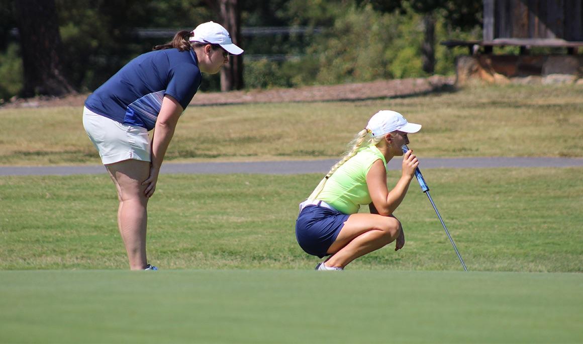 Women's golf heads to Florida for Web.com Intercollegiate
