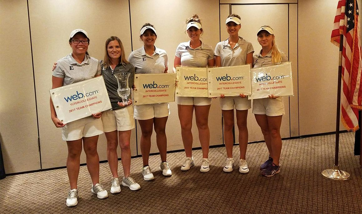 ETSU women's golf wins Web.com Intercollegiate