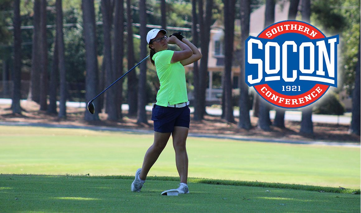SoCon recognizes Loy as co-golfer and student-athlete of the week