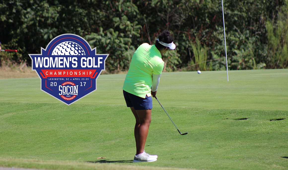 Women's golf travels to South Carolina for SoCon Championships