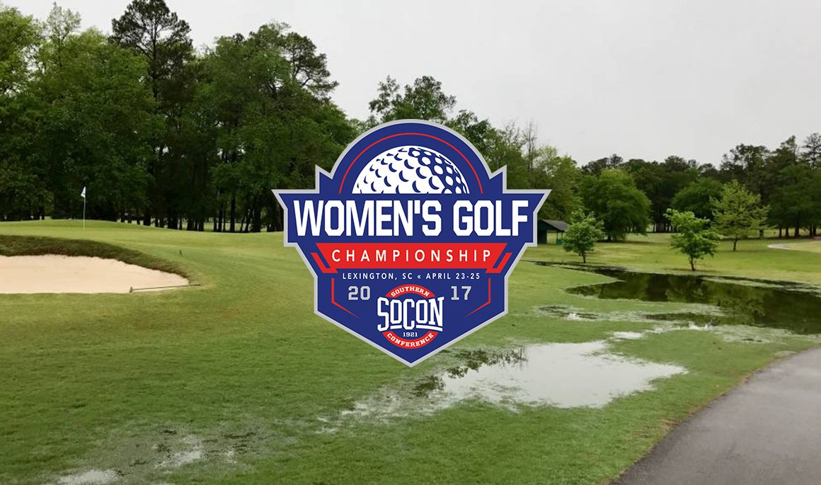 Rain washes out second round of the SoCon Championships