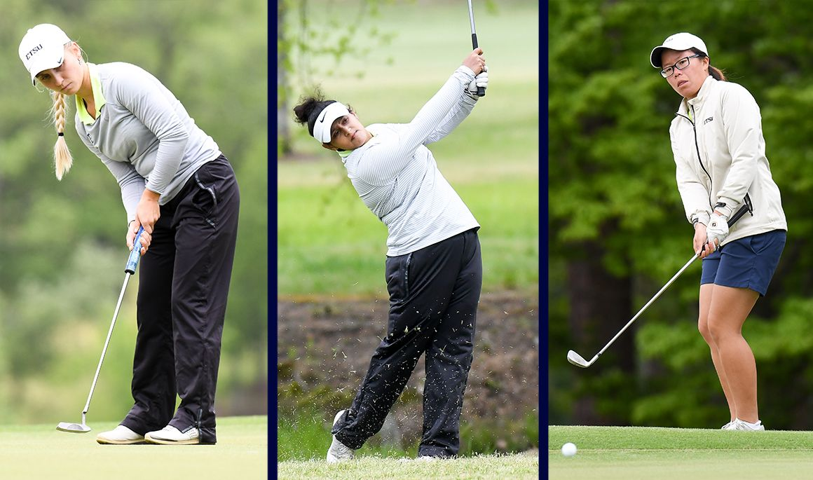 Three Bucs earn All-SoCon recognition