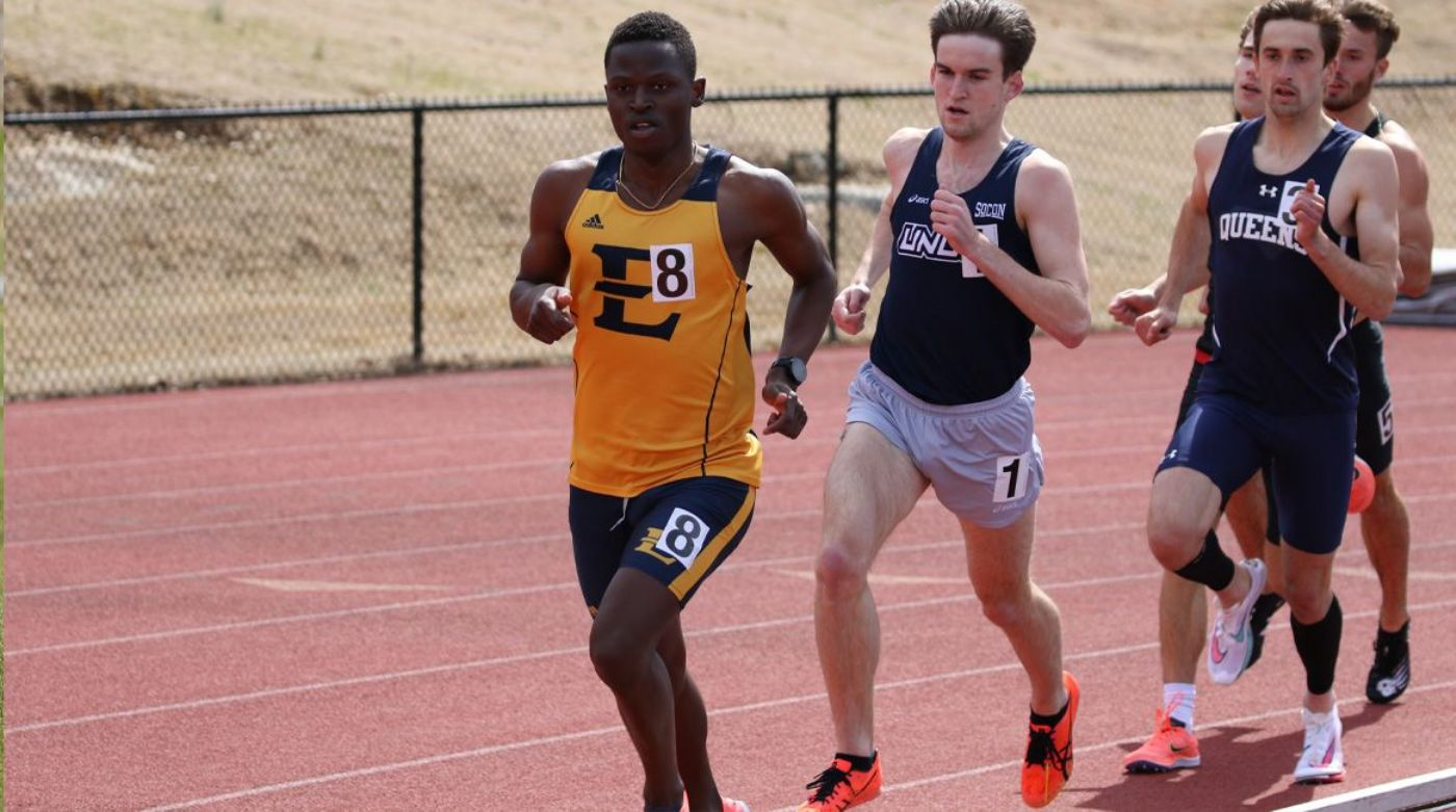 Bucs Break Personal Records in Opening Day of Raleigh Relays