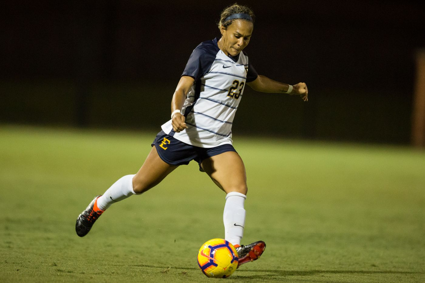 Bucs Unable to Overcome Early Radford Goals, Fall 2-0