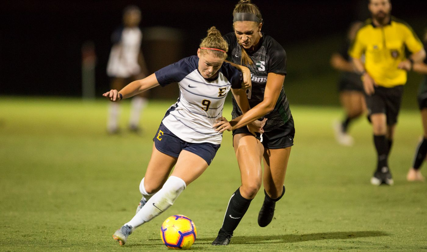 Bucs Held to Scoreless Draw by Spartans
