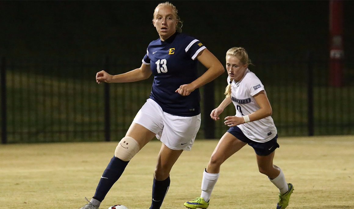 Women's Soccer opens up exhibition play with 2-1 victory