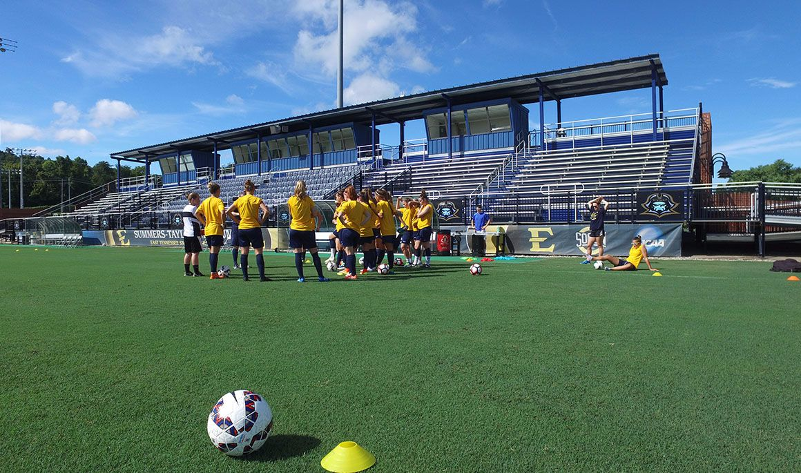 Preseason preparations underway for Women's Soccer