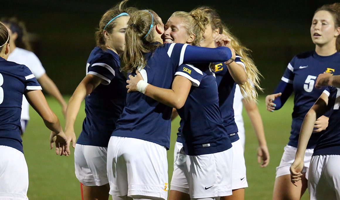 Women's Soccer concludes exhibition play at Gardner-Webb