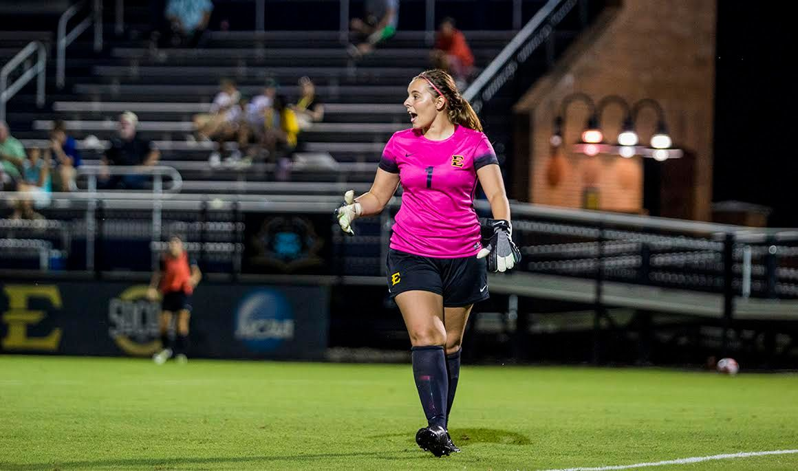 Elliott earns career shutout record as Bucs win 1-0