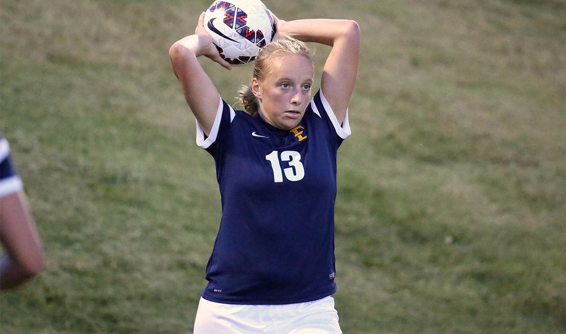 Women's Soccer suffers 4-3 setback at Davidson