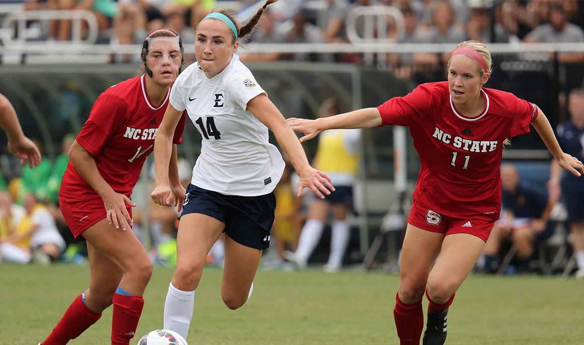 Women's Soccer draws with Tennessee Tech, 1-1