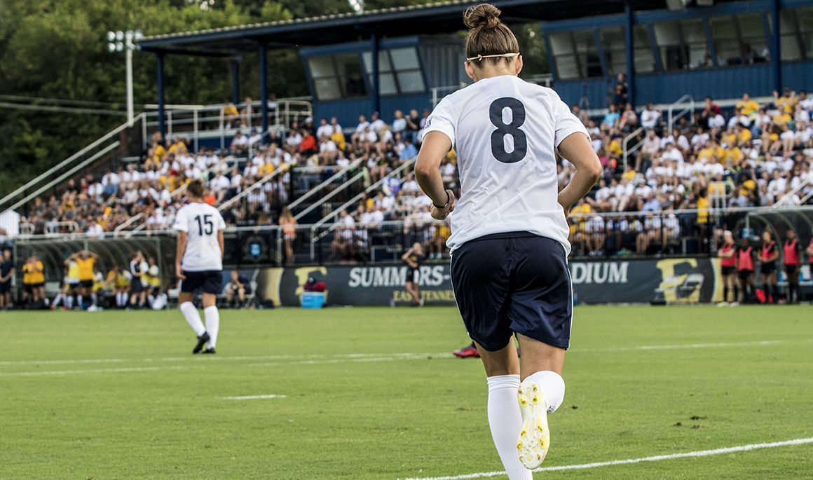 Women's Soccer records first road victory on Sunday, 7-0