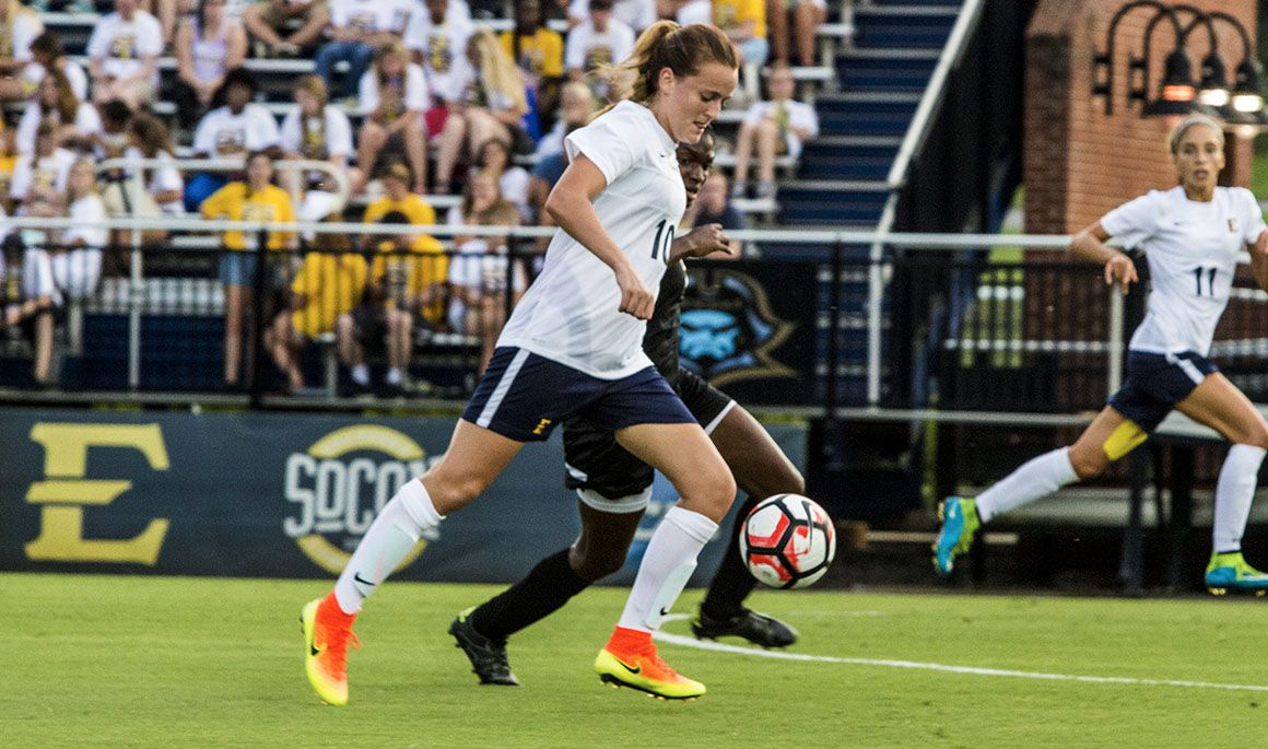 Bucs cruise to 4-1 victory in SoCon opener over The Citadel