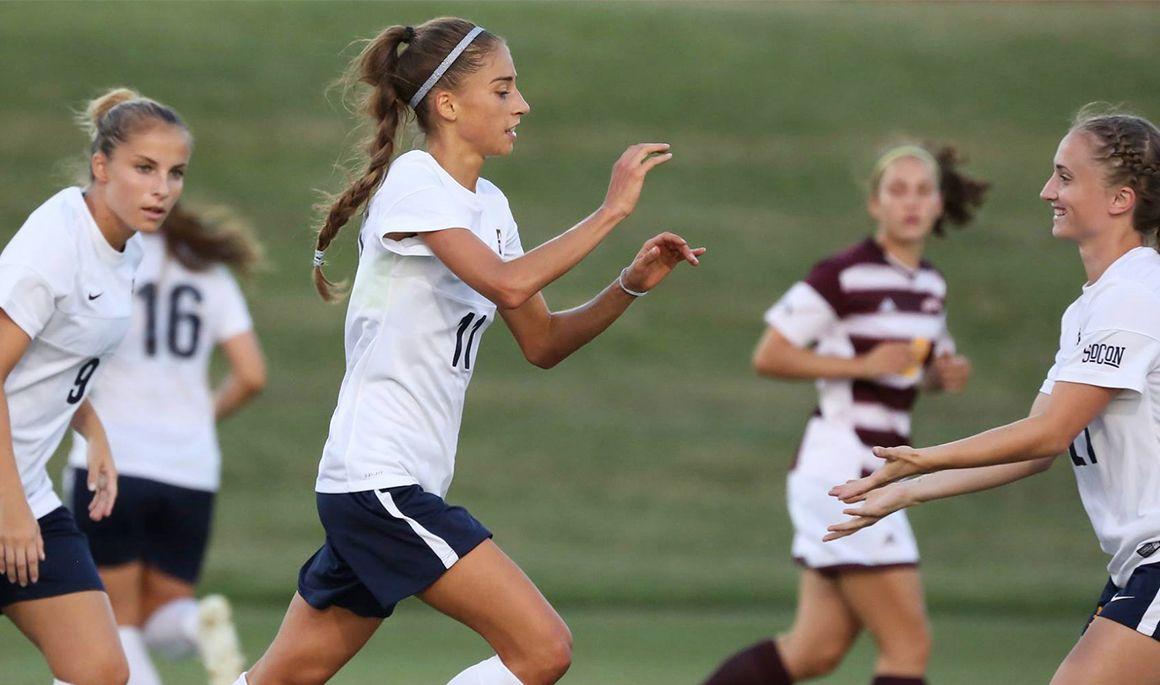 Goldoni's game-winning goal lifts ETSU past Western Carolina