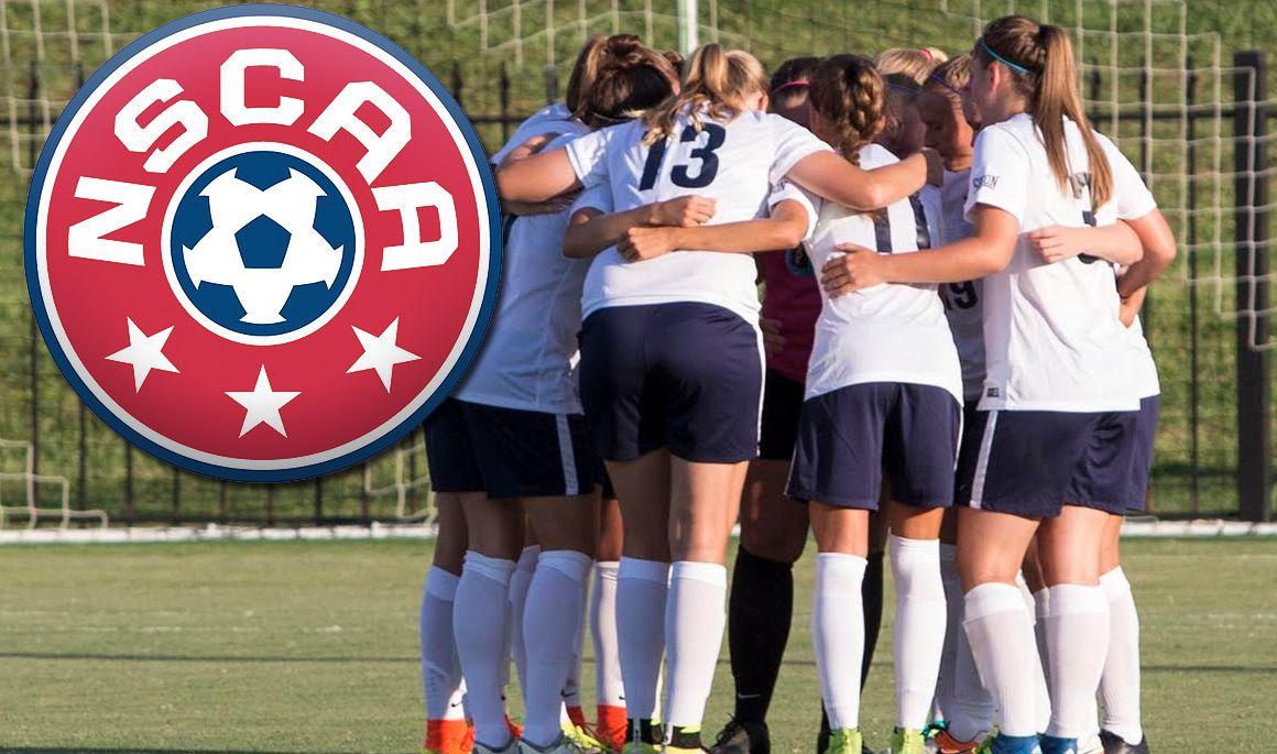 Women's Soccer earns NSCAA Team Academic Award