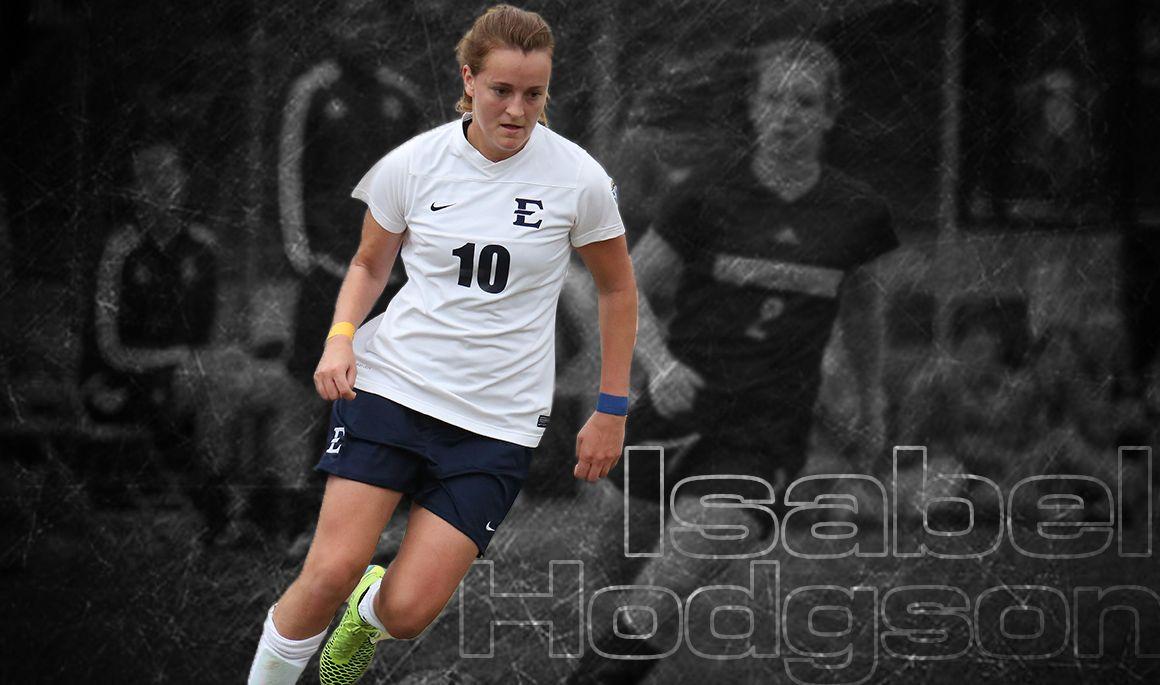 Student-Athlete Spotlight: Isabel Hodgson