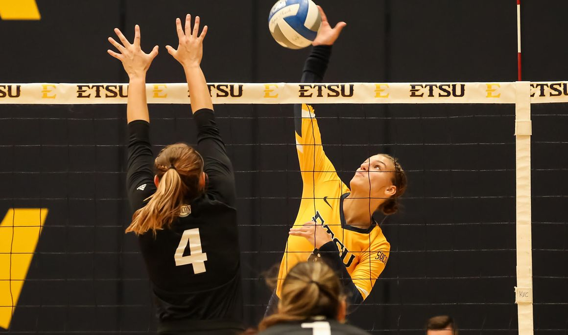 Clayton records double-double in sweep over Mercer