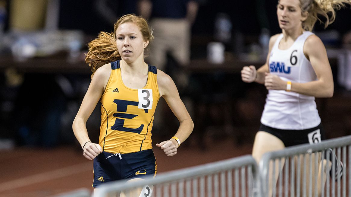 Bucs Complete Day One of ETSU Track and Field Invitational