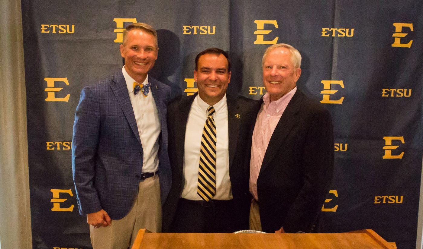 Scott Carter to be named new ETSU AD in September
