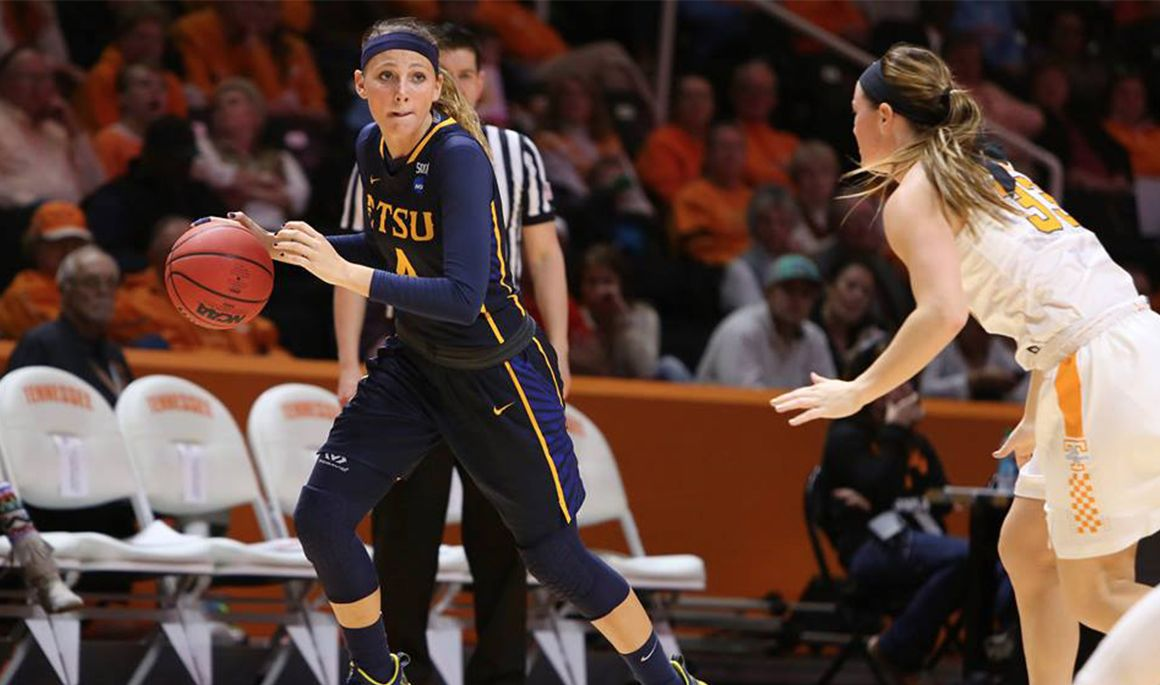 Bucs set to host No.13 Tennessee inside the ETSU/MSHA Athletic Center