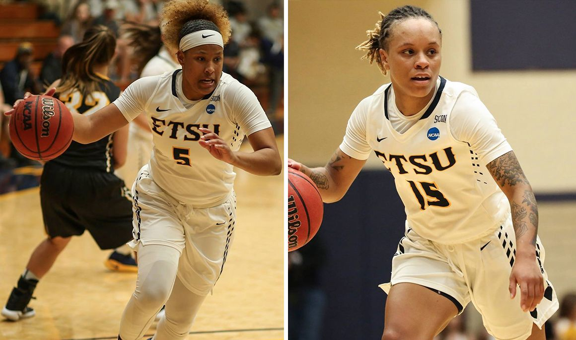 Pair of Double-Doubles helps ETSU race past Murray State