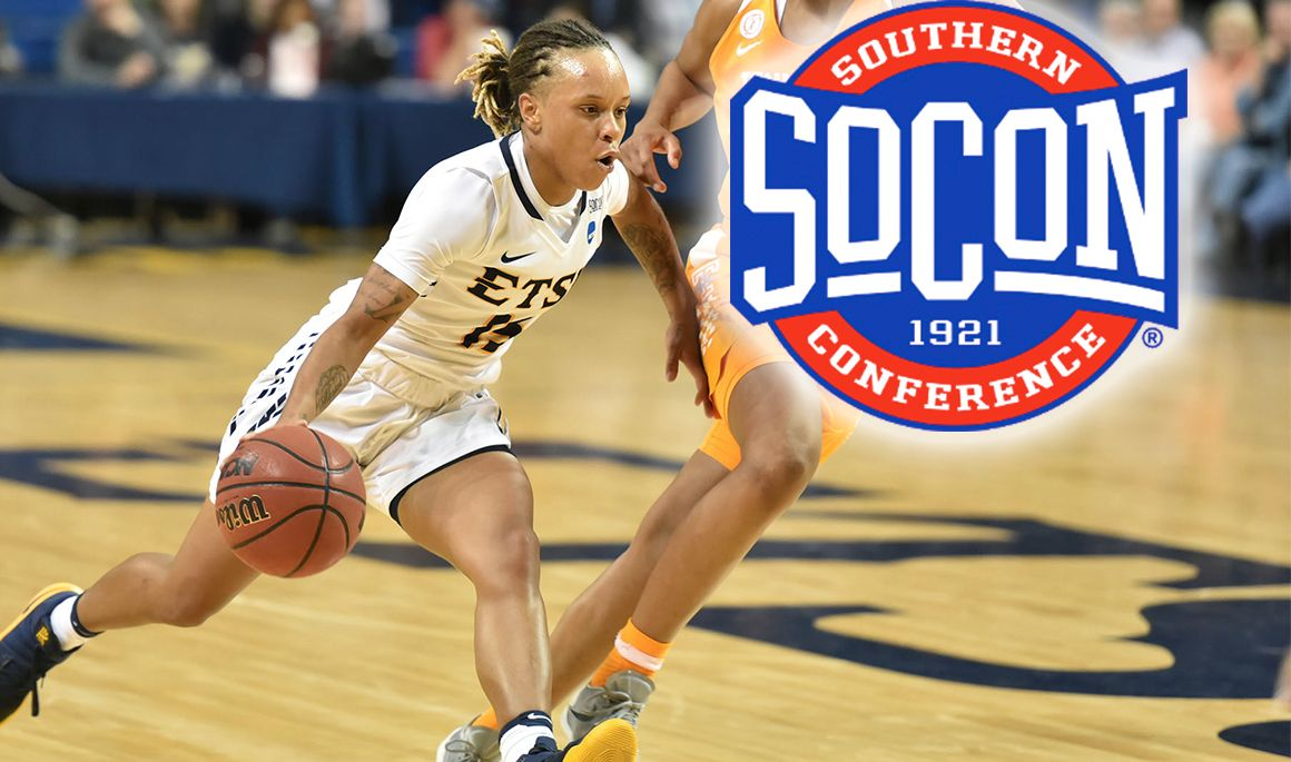 Tianna Tarter named SoCon Player of the Week