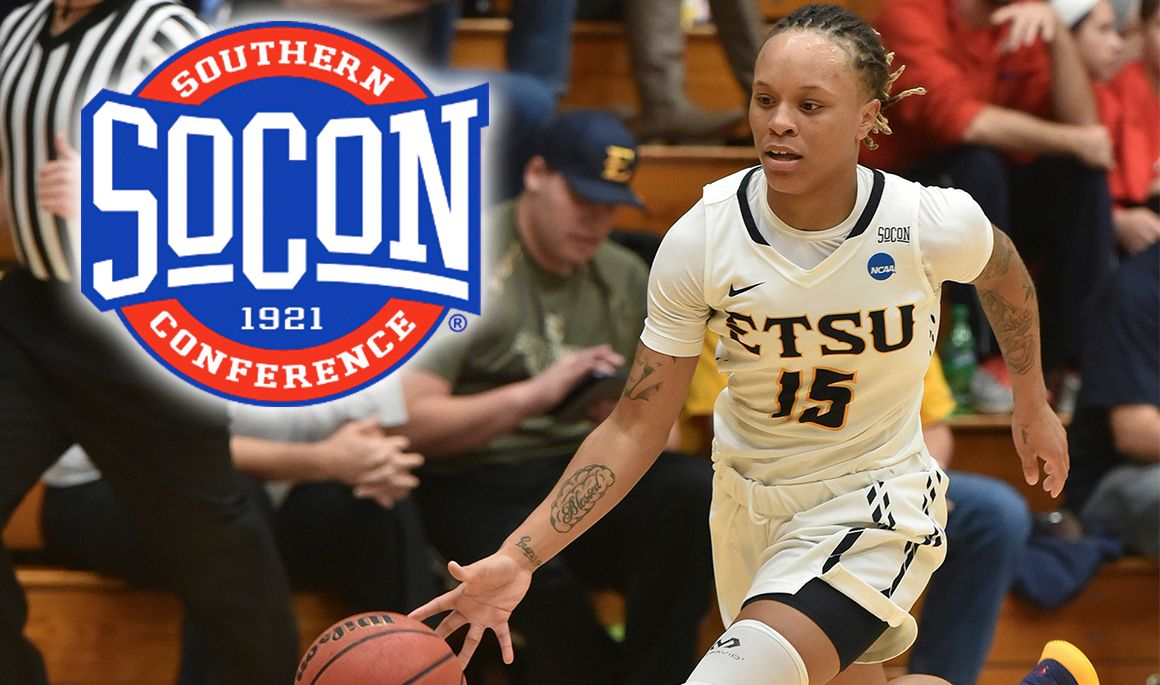Tarter earns second straight SoCon Player of the Week award