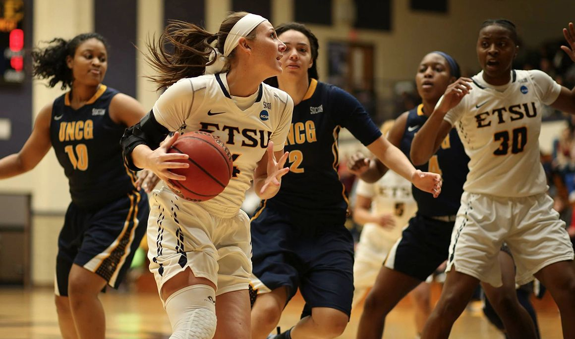 ETSU concludes SoCon road play Saturday at UNCG